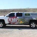 RMP Custom Truck wrap