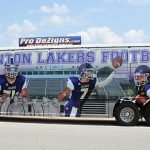 Tour bus wrap