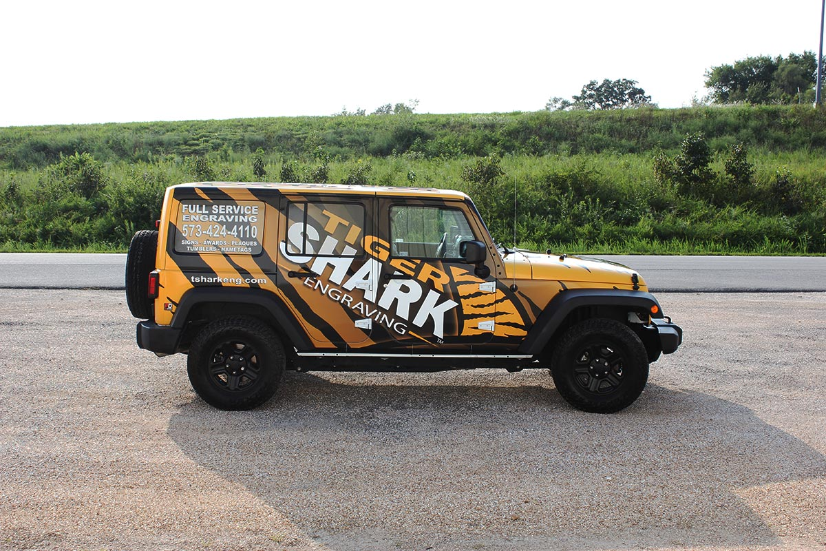 3 Characteristics of a Good Vehicle Wrap Design