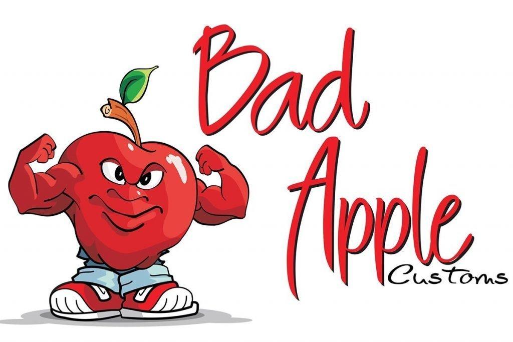 Bad Apple Logo Branding - Pro DeZigns