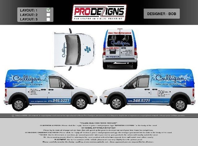 The ProDezigns Vehicle Wrap Process