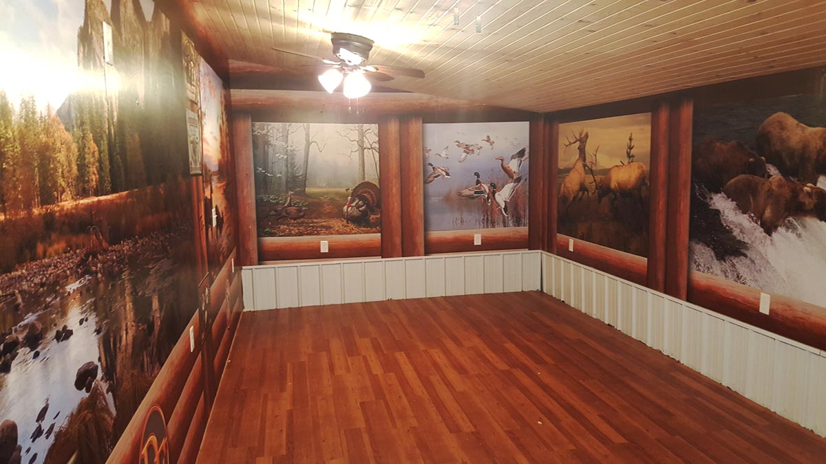 Vinyl Wall Wraps Gallery